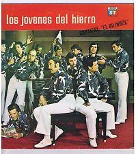 LP U.S. LOS JOVENES DE HIERRO SI TIENES VERGUENZA (LATIN SALSA)