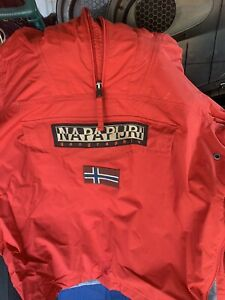napapijri jacket medium