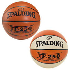 Spalding TF250 Indoor/Outdoor Basketball All Surface Composite Leather Ball