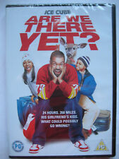 Are We There Yet? (DVD, 2005) NEW SEALED Region 2 PAL