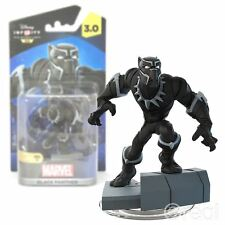 NUOVO Disney Infinity 3.0 BLACK PANTHER figura PS3 / 4 / XBOX ONE / 360 Marvel Ufficiale