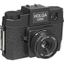 Holga 120N Medium Format Fixed Focus Camera with Lens