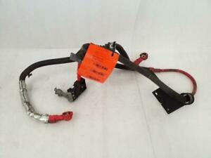 06 Land Rover RANGE ROVER SPORT Negative Battery Cable