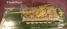 Eaglemoss 1:72 UVZ T-72 Battle Tank Soviet Army, USSR EMR0067
