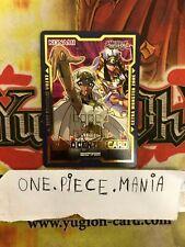 Yu-gi-oh! Field Center Card Ishizu Ishtar DUDE Le Dévastateur De Duel