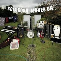 SOLA ROSA ~ Moves On ~ CD Album ~ GC ~ FREE POST!