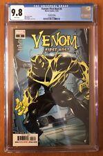 Venom: First Host #3 2nd Print CGC 9.8/Key 1st Appearance Sleeper/Marvel Comic