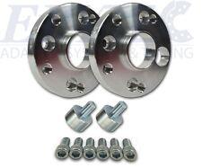 Adaptador el círculo de agujeros VW 4x100 a 5x112 mercedes 20er 1tlg. pista placas