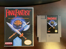 Final Fantasy Nes (Nintendo Entertainment System, 1990) Tested & Working