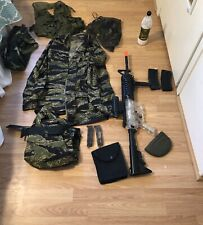 AIRSOFT LOT - USED- STARTER KIT -  EVERYTHING MUST SELL