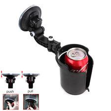 New Car Adjustable Suction Cup Mount Drink Beverage Holder For Coffee Soft Drink