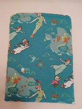 Book Sleeve. Peter pan. Holiday book Pouch. Book protector. Holiday . Handmade