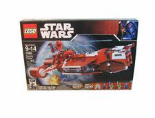LEGO Star Wars REPUBLIC CRUISER (7665) Qui-Gon Jinn, Pilot, R2-R7 - NEW SEALED