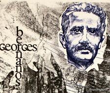 GEORGES BERNANOS FRANCE Document Philatélique Officiel 0978