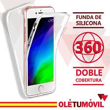 Cover case iPhone 6/6s/6 plus/7/7 plus/8/8 plus 360 dual layer silicone