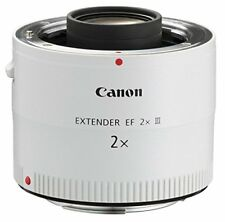 New Canon EXTENDER EF2X III Lense from Japan New