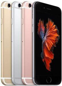 Apple iPhone 6s 16GB 32GB 64GB 128GB Grey Gold Rose Silver Unlocked Smartphone