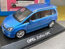 1/43 Minichamps Opel Zafira OPC blaumetallic