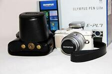 Ever Ready Camera PU Leather Bag Case Cover For Olympus E-PL7 EPL7 EPL8 E-PL8