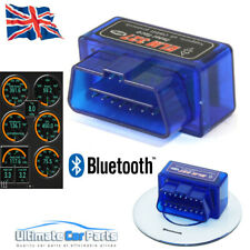 SUPER MINI OBD2 ELM327 V2.1 BLUETOOTH CAR SCANNER TORQUE ANDROID AUTO SCAN TOOL