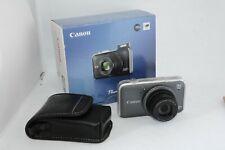 Canon Powershot 220 HS 220HS grau im TOP Zustand, OVP getestet einwandfrei