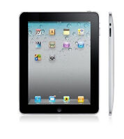 Apple iPad 1st Generation 16GB/ 32GB /64GB, Wi-Fi, 9.7in - Black
