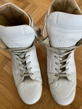 Margiela H & M white sneakers (size 43)