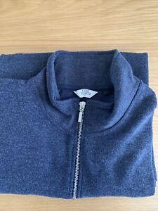 quarter zip jumper