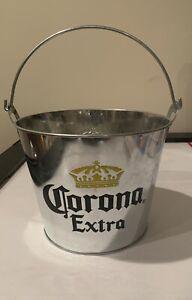 Corona Extra Ice Beer Bucket With Built In Bottle Opener