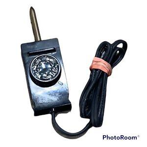 Toastmaster Model P-500 Electric Heat Control Probe 1235 1650 Watt Power Cord