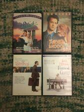 Splash + Turner & Hooch + Forrest Gump + The Terminal Dvds 4 Tom Hanks Movies