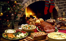 Christmas Recipes & Party Collection of eBooks in PDF & Word on CD FREE SHIP