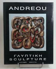ANDREOU SCULPTURE- BASTAS EDITIONS 1999 - Grec français anglais EN TRES BON ETAT