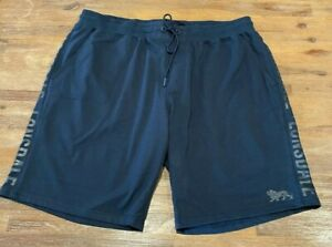 Mens plus size 4XL  LONSDALE Navy Blue  smart casual shorts  NEW  RRP$30