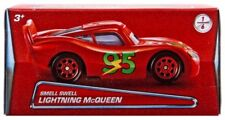 Disney Cars Puzzle Box Series 1 Smell Swell Lightning McQueen Diecast Car #1/6