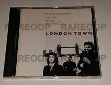 London Town [Remaster] by Paul McCartney & Wings (CD, 1993) MADE IN HOLLAND