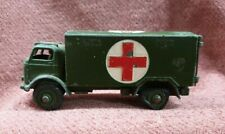 VINTAGE DINKY TOYS DIECAST MILITARY AMBULANCE 626  MADE IN ENGLAND 2