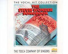 CDTHE TESCA COMPANY OF SINGERSthe stevie wonder songbookVG++ (R2511)