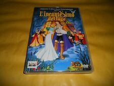 DVD-L'INCANTESIMO DEL LAGO-Columbia-ANIMAZIONE-1995