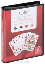 Mit Rommé Kartenspiele ab 2 Spielern