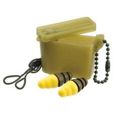 Combat Arms EARPLUGS - Operation Hearing Protection - British Army - Brand NEW