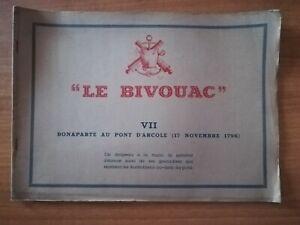 SOLDATINI DI CARTA - LE BIVOUAC - BONAPARTE -  ALBUM  -  PAPER SOLDIERS