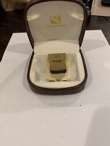 Steinhausen money clip gold new