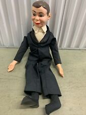 "Vintage 1977 Juro Novelty Charlie McCarthy Ventriloquist Dummy Doll 30"" doll"