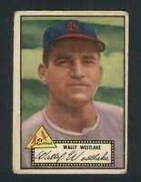 1952 Topps #38 Wally Westlake GVG Cardinals 109062