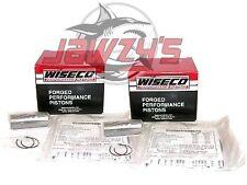 Harley 1200 FL-FLH Shovelhead Wiseco Pistons 66-77 3.457 9:1