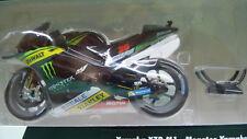 Minichamps 1:12 Yamaha YZR-M1 Bradley Smith 122163038 MotoGP 2016 Neu OVP