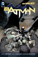 Batman Vol. 1: The Court of Owls [The New 52] , Snyder, Scott