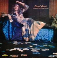 David Bowie-The Man Who Sold The World-CD-2015 Parlophone Oz Remaster-2564628344