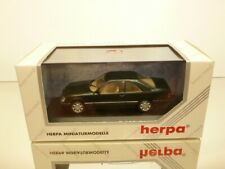 HERPA METALL 70119 MERCEDES BENZ E 320 COUPE - GREEN 1:43 - EXCELLENT IN BOX